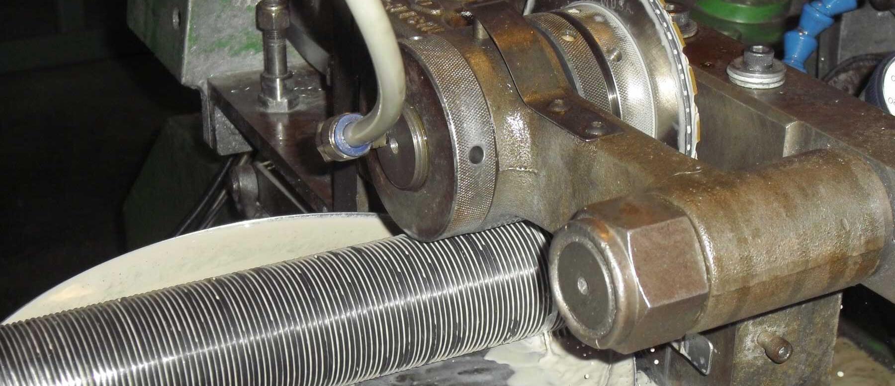 Aluminum Embedded Finned Tubes